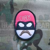 Gun Point Gear Captain Chaos PVC Patch